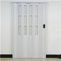 顺康兴达批发优质PVC折叠门 推拉折叠门豪华