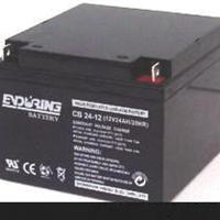 供应恒力蓄电池12V120AH
