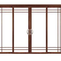 书房推拉门|室内隔断门-厨房吊趟门厂家