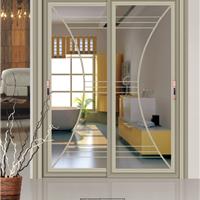 豪华铝合金重型推拉门 客厅、厨房隔断门