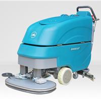供应重庆大型双刷洗地机BA660BT