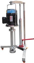 约迪高剪切分散乳化机,高剪切均质乳化机