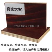 江门建筑模板厂家