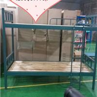 合肥定制上下铺双层床 学校公寓钢管铁架床