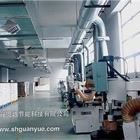 上海松江车间通风降温冷风机 车间排烟管道