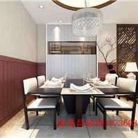 家装客厅  餐厅     装饰板 护墙板