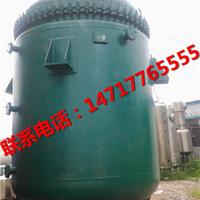 供应二手10吨10立方10000升搪瓷反应釜价格