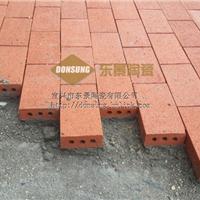 【厂家推荐】烧结砖 陶土砖 广场砖
