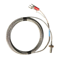 供应] M6螺钉式热电偶 E型 K型