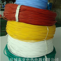 供应硅胶发热线电热毯用加热线220V多种规格