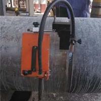 无轨管道磁力环缝焊接小车