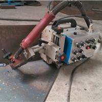 侧吸摆动式焊接小车