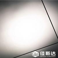 供应用UV涂层耐力板做雨棚抗老化不变黄