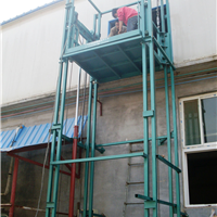 供应固定导轨升降机固定导轨升降平台