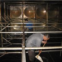 成都专业二次供水水箱清洗公司