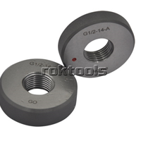 G3/4-14供应ROK管G螺纹环规