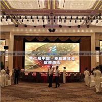 供应澄通室内全彩P4LED显示屏/酒店宴会屏