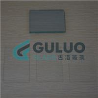 供应供应1.1mm超白玻璃原片 可定尺