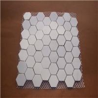 供应耐磨氧化铝正六边形陶瓷片