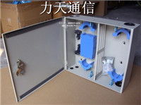 供应48芯光纤分纤箱【冷板48芯光纤分纤箱