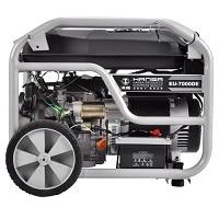 供应低油耗6.5KW汽油发电机