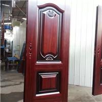 供应双包边钢质室内门 钢套门