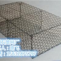 河道治理加筋石笼网垫边坡绿化格宾网垫