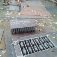 两孔6块空心砖模具