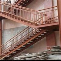 供应宁波鑫顺钢结构楼梯制作