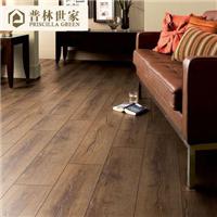 普林世家德国原装进口强化E0同步木纹地板