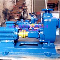 供应ZW型自吸式无堵塞排污泵 65ZW30-18