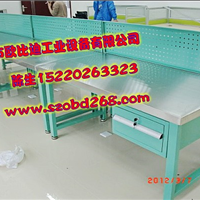 不锈钢工作台,不锈钢钳工桌,钳工组装台