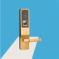 供应指纹锁 刷卡指纹密码锁 密码锁