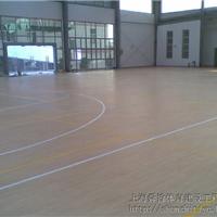 曲阜PVC塑胶运动地板