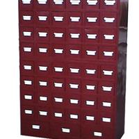 开封药店中药柜 钢制中药柜价格