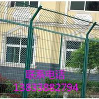 贺聪丝网供应1.5m双边丝小区别墅防护网