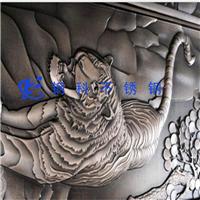 供应铝板铜板雕刻壁画,雕刻厂家低价加工