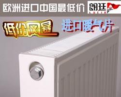暖通消费者的福音―英国朗廷钢制板式散热器