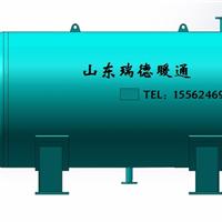 卧式容积式水水换热器