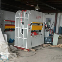 供应高密度PVC橱柜板压花机