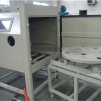 厂家专业设计模具喷砂机转盘承重大小可订做