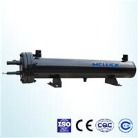 供应管壳式水冷凝器管壳式蒸发器
