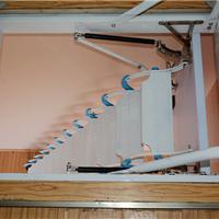 供应阁楼电动楼梯