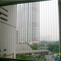 供应合肥阳台窗户防护网安装