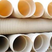 供应延长PVC-U排水管\加强型内螺旋消音管