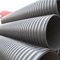 大口径钢塑管--聚乙烯双壁波纹管