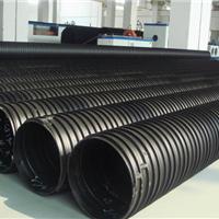 大口径钢塑管厂家--HDPE钢塑缠绕排水管