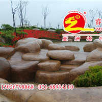 供应混凝土装饰压印仿石铺面材料