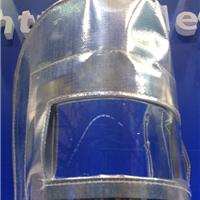 供应隔热防护罩面料 防火耐高温铝箔复合布