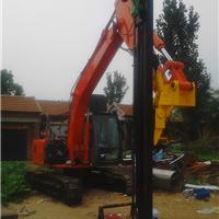挖机改装液压凿岩机厂家挖机改装液压凿岩机